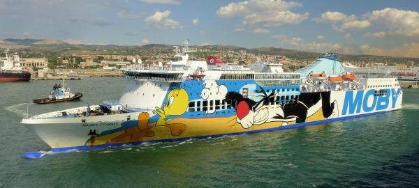 ferry sardaigne corse