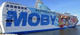 Moby Aky Fast Cruise Ferries