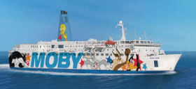 Moby Corse - Cruise Ferries