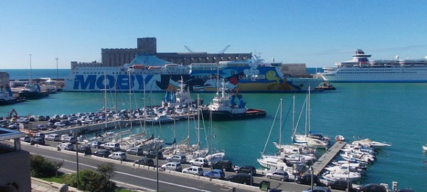 Port de Civitavecchia