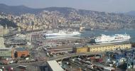 Le port de Gênes – Liaisons et informations